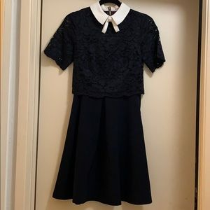 Ted Baker London Navy Dress